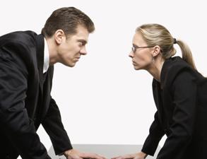 conflict of relatieproblemen?